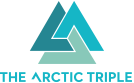 The Arctic Triple Logo